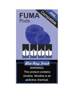 FUMA BLUE RAZZ FRESH