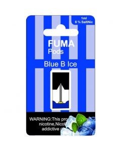 FUMA COMPATIBLE PODS BLUE B ICE