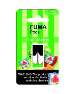FUMA COMPATIBLE PODS COOL MELON