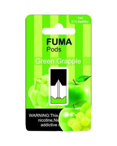 FUMA COMPATIBLE PODS GREEN GRAPPLE
