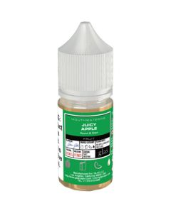 BASIX SERIES NICOTINE SALT E-LIQUID BY GLAS JUICY APPLE