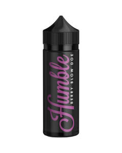 HUMBLE JUICE CO. E-LIQUID BERRY BLOW DOE