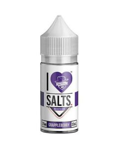 I Love Salts Grappleberry by Mad Hatter 30ml