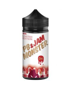 PB AND JAM MONSTER E-LIQUID STRAWBERRY