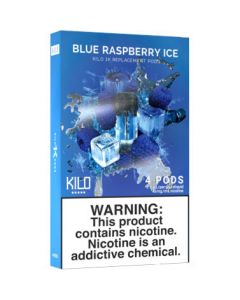 KILO 1K BLUE RASPBERRY ICE