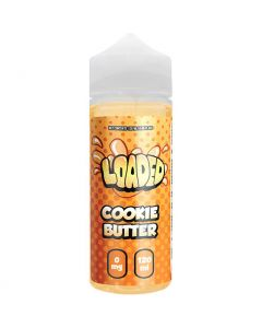 LOADED COOKIE BUTTER E-LIQUID