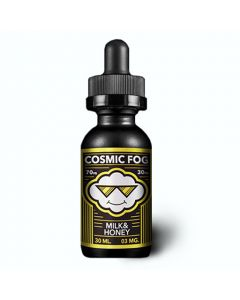 Cosmic Fog Milk+Honey 60ml