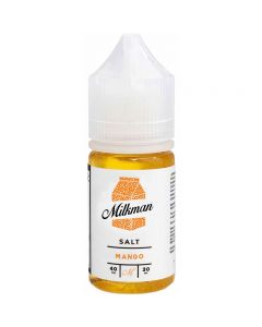 THE MILKMAN SALT E-LIQUID MANGO