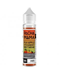 fuji apple strawberry nectarine 60ml