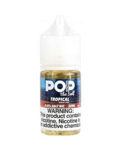 POP CLOUDS THE SALT NICOTINE TROPICAL
