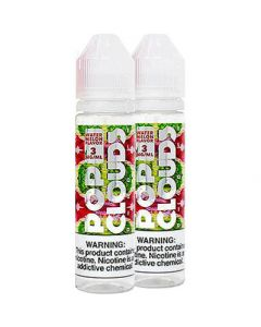 POP CLOUDS E-LIQUID WATERMELON CANDY