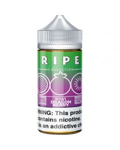 RIPE COLLECTION BY VAPE 100 E-LIQUID KIWI DRAGON BERRY