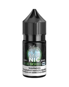 RUTHLESS NICOTINE SALT E-LIQUID SKIR SKIRRR ON ICE