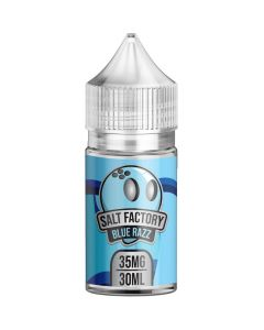 salt factory blue razz 30ml