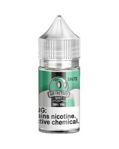salt factory mint 30ml