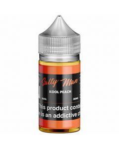 Salty Man Salt Kool Peach 30ml