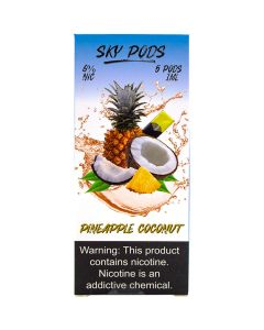 SKY PODS PINEAPPLE COCONUT
