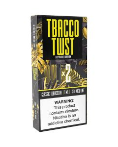 TWIST CLASSIC TOBACCO DISPOSABLE