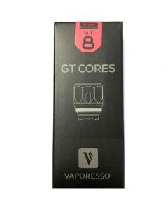 Vaporesso GT8 Clapton 0.15ohm 50-110W 3pc/pk
