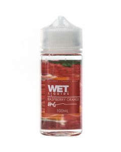 WET LIQUIDS RASPBERRY ORANGE
