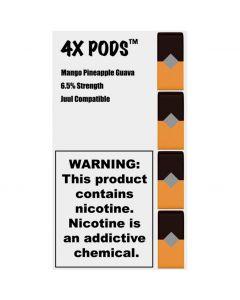 4X Pods