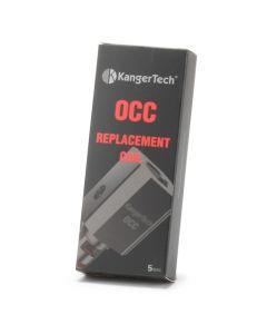 KangerTech OCC Vertical Coils for SUB Tank 5CT/PK