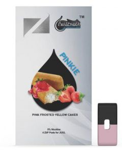 Airbender Pinkie Pods for Juul 4 pack