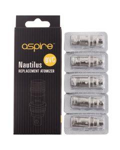 Aspire - Nautilus BVC Coils 5ct/pk