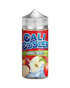 CALI COOLER E-LIQUID DOUBLE APPLE