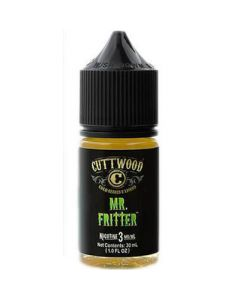 CUTTWOOD HAND CRAFTED E-LIQUID MR FRITTER 30ML