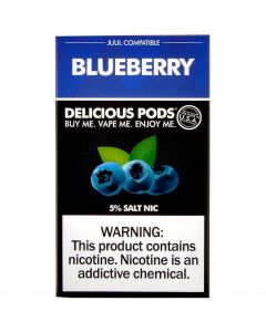DELICIOUS PODS BLUEBERRY