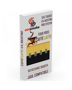 EONSMOKE CAFFE LATTE PODS