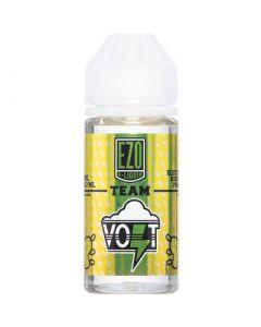 EZO E-LIQUID TEAM VOLT