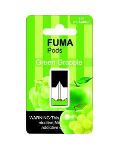 FUMA COMPATIBLE PODS GREEN GRAPPLE