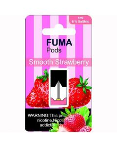 FUMA COMPATIBLE PODS SMOOTH STRAWBERRY