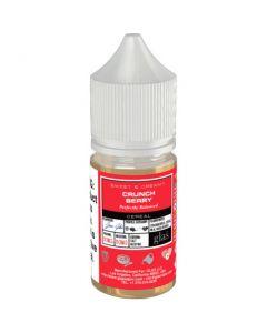BASIX SERIES NICOTINE SALT E-LIQUID BY GLAS CRUNCH BERRY