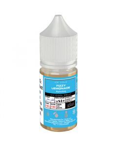 BASIX SERIES NICOTINE SALT E-LIQUID BY GLAS FIZZY LEMONADE