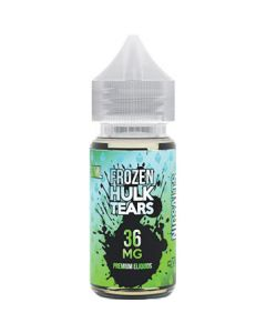 FROZEN HULK TEARS NICOTINE SALT E-LIQUID