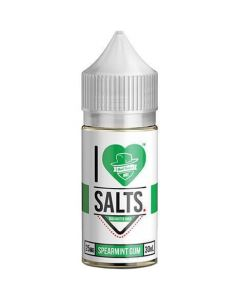 I Love Salts Spearmint Gum by Mad Hatter 30ml