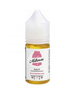 THE MILKMAN SALT E-LIQUID WATERMELON