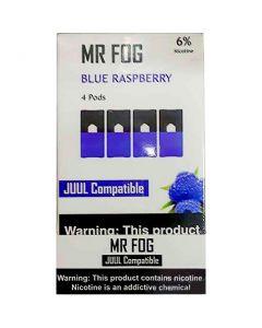 MR FOG BLUE RASPBERRY