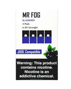 MR FOG BLUEBERRY