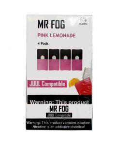 MR FOG PINK LEMONADE