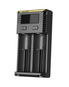 Nitecore - NEW I2 Mod battery charger