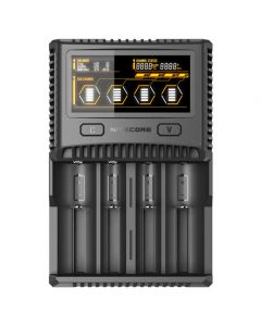 Nitecore - SC4 Superb Mod battery charger