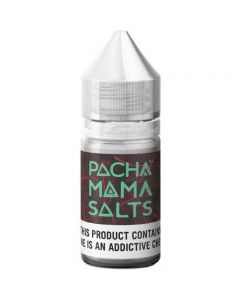 PACHAMAMA SALTS E-LIQUID STRAWBERRY WATERMELON