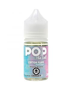 POP CLOUDS THE SALT NICOTINE COTTON FLUFF