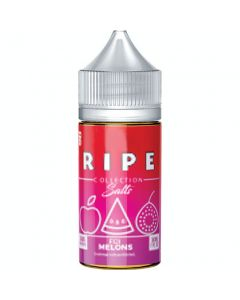 RIPE COLLECTION SALTS NICOTINE SALT E-LIQUID FIJI MELONS
