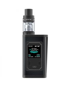 SMOK Majesty Kit w/ TFV8 X-Baby Tank (Resin/Carbon Fiber colors)