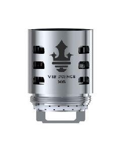 Smok TFV12 Prince X6 coils (50-120W)